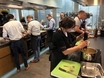 Cadac organiseert culinaire roundtable rond data management