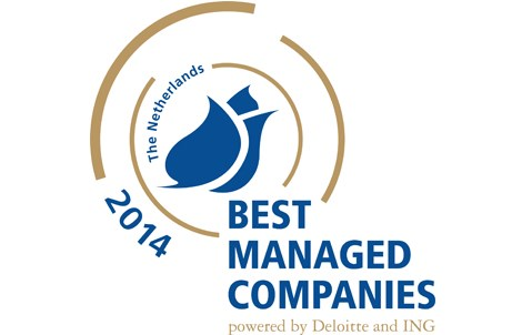 Cadac Group bekroond tot Best Managed Company 2014