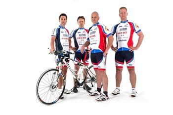 Cadac Group sponsort Alpe d'HuZes Team Spirit2Survive