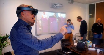 Virtual & Augmented Reality voor AEC