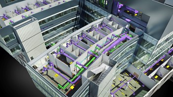 Innovation über unsere elektrotechnischen und maschinenbautechnischen BIM-Lösungen