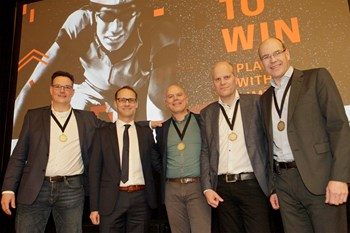 Winnaar Autodesk Platinum Club Award 2017