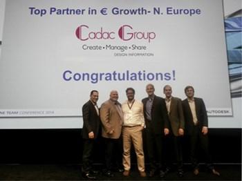 Snelst groeiende Autodesk Partner in de Benelux
