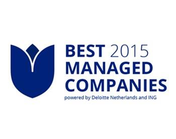 """Cadac Group zur """"Best Managed Company 2015"""" gekürt"""