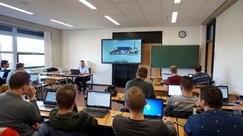 Cadac Group en Zuyd Hogeschool samen op weg naar titel Formula Student Netherlands