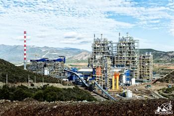 Koniambo Nickel SAS entscheidet sich für CadacOrganice