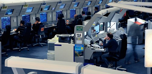 Maastricht Upper Area Control Centre also chooses smartGlobe