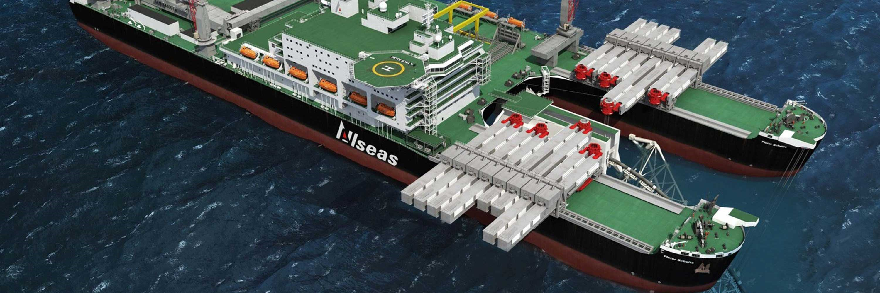 allseas-pioneering-spirit-in-pipelay-mode-3000