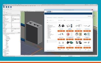 Uniforme Objecten Bibliotheek maakt foutloze uitwisseling van 3D-modellen mogelijk
